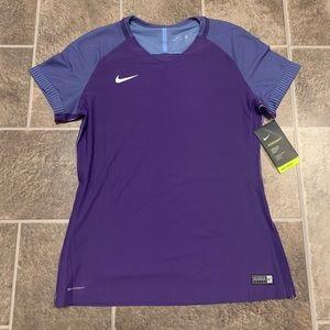 Nike Vapor AeroSwift Soccer Tee NWT